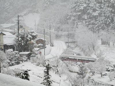 野迫川村で